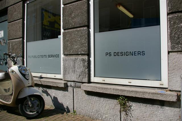 Raamdecoratie en raamprotectie door Holthuijzen Den Haag
